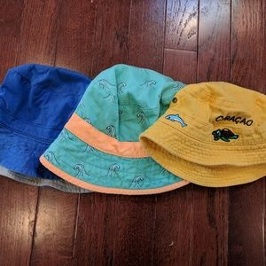 Other - Lot of 3 toddler boys hats